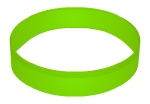 Swinger Lifestyle Light Green Wristband