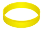 Swinger Lifestyle Yellow Wristband